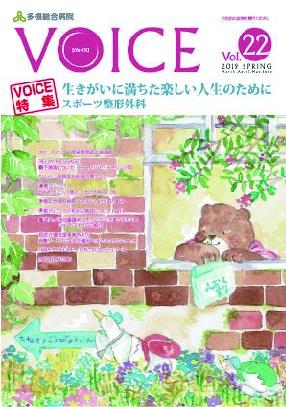 voice vol.23