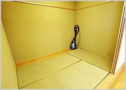 ADLリハビリ用の部屋も設置