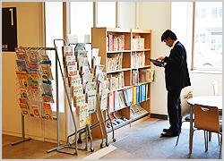 医療に関連した書籍や雑誌