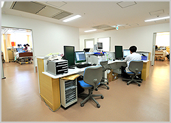 HCU(高度治療室)