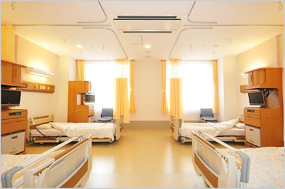 一般病棟(4人部屋)