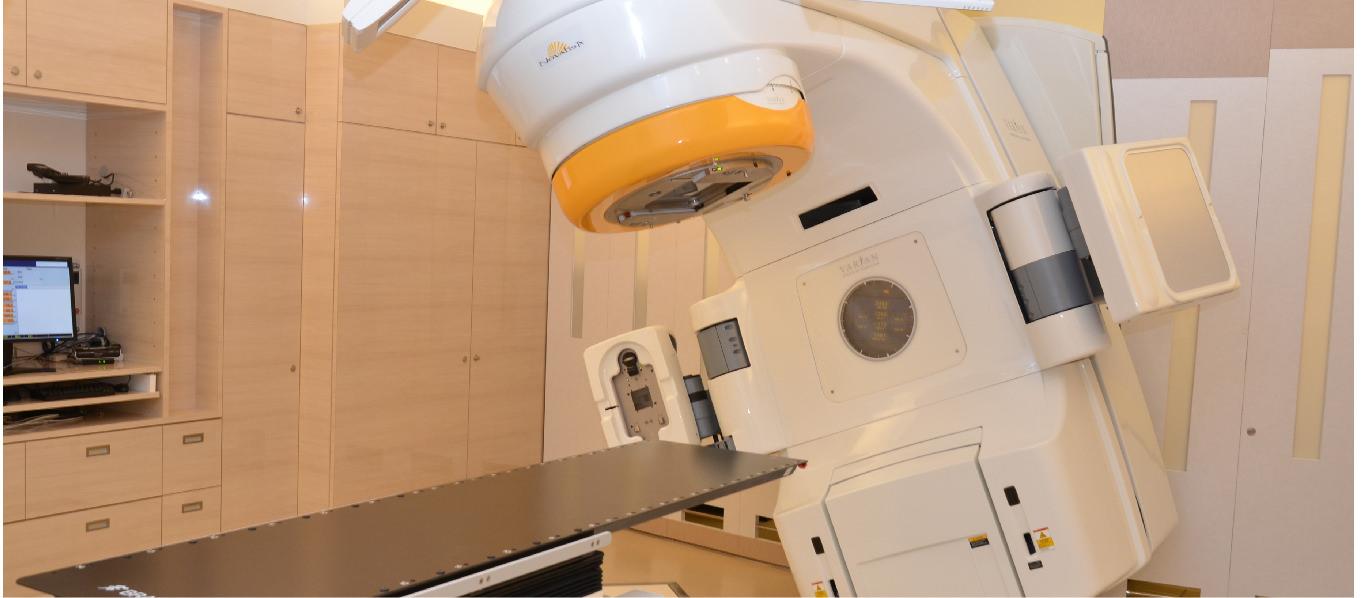 高度放射線治療