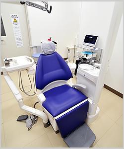 診療台を2台設置
